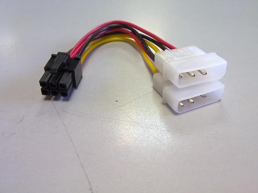 6 pin - molex Chipset Киев купить